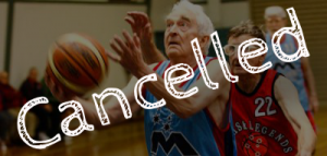 Basketball Masters Cancelled