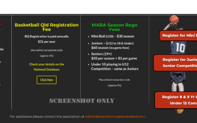 2019 Summer Season Registrations Open