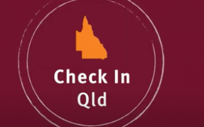 We've Changed our COVID Check-In System