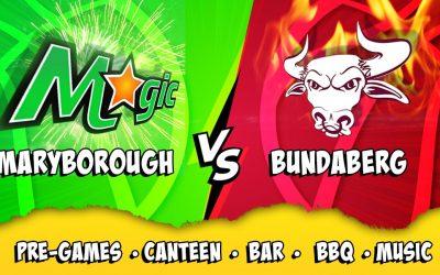 Maryborough VS Bundaberg