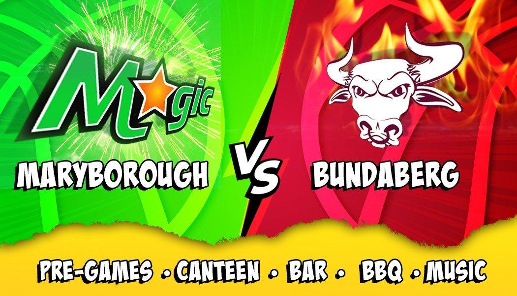 Maryborough VS Bundaberg – delete